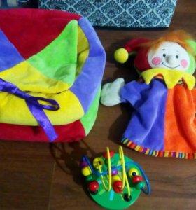 Подарочные игрушки