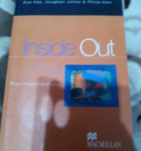 Учебники Macmillan Inside out
