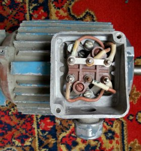 Электродвигатель