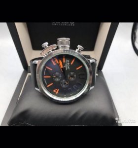 Часы u-boat механика