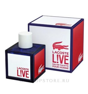 Lacoste LIVE 100мл
