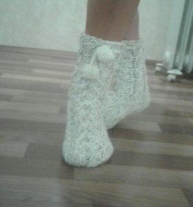 Домашнии носочки