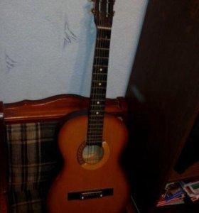 Классическая гитарв