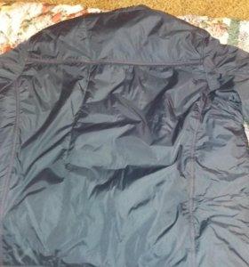 Зимняя куртка на крупного мужчину
