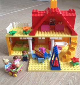 Лего Дупло Дом