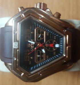 """часы,,MEGIR""""кварцевые."""
