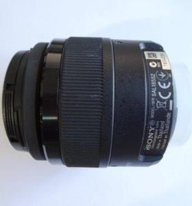 Sony SAL18552 + светофильтр и сумка