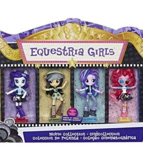 "My Little Pony Equestria Girls Minis Набор ""Кино"""