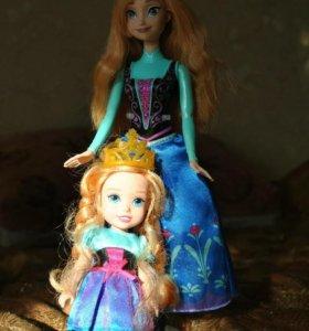 Кукла малышка Аннушка