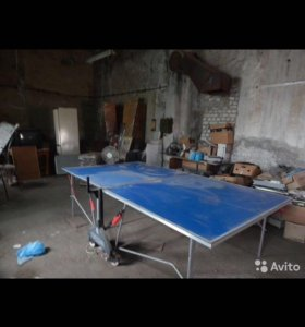 Теннисный стол Kettler