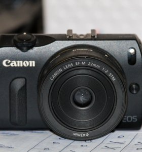беззеркальный фотоаппарат CANON EOS M