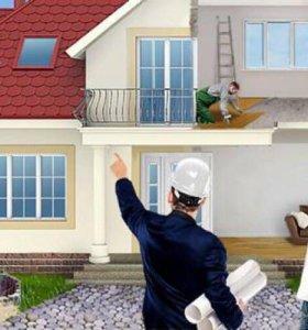 Выполнение любых работ по ремонту и строительству