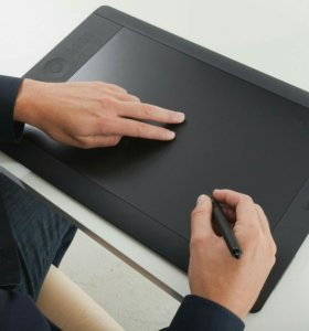 Графический планшет Intuos 5 touch L model pth-850