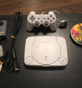 Приставка Sony PSone PS1