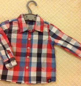 Рубашка Tom Taylor 86 р