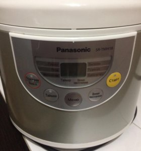 Мультиварка Panasonic SR-TMH18