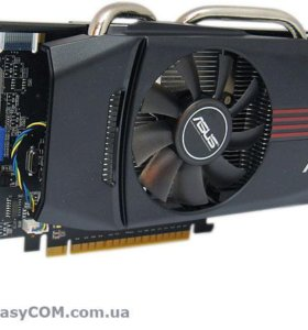 Asus GeForce GTX 550 Ti 1024MB 192bit GDDR5.