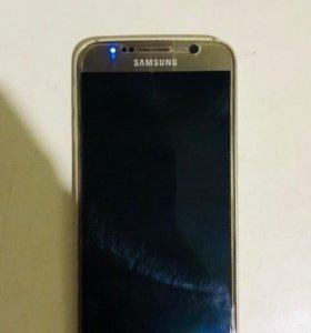 Телефон Samsung S6, 32гб