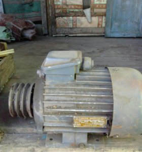 Эл. двигатель асинхронный 380 В