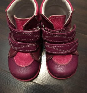 Демисезонные ботинки скороход