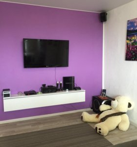 Квартира, 3 комнаты, 62.2 м²