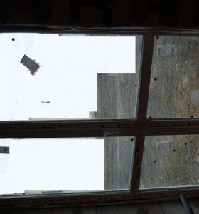 Окно - дверь