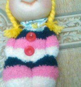 Кукла сплюшка-обнимашка
