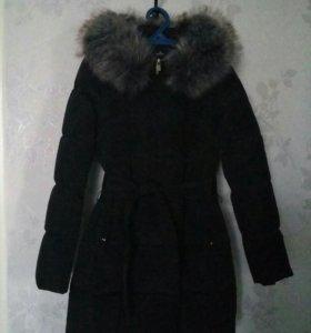 пальто на синтепоне зимнее