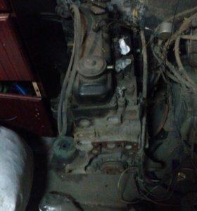 Двигатель тд27