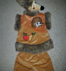 Новый карнавальный костюм Ежик