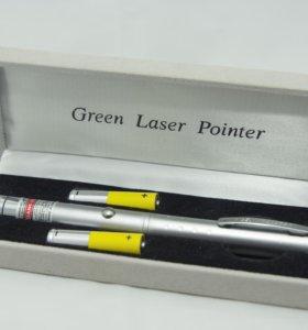 Лазерная указка, зелёная. Green Laser Pointer-50mW