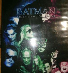 Dvd видио. Бэтмен