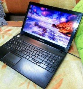 Ноутбук eMachines для работы