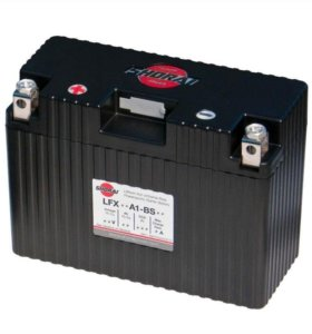 Литиевый аккумулятор LFX Lithium-Iron LFX18A1-BS12