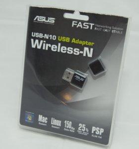 Wi-Fi адаптер ASUS USB-N10