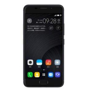 дисплей Asus Zenfone 4 Max ZC554KL черный