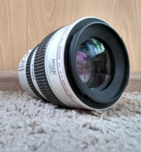 Canon Video Lens 16x zoom Xl 5.5 85mm IS