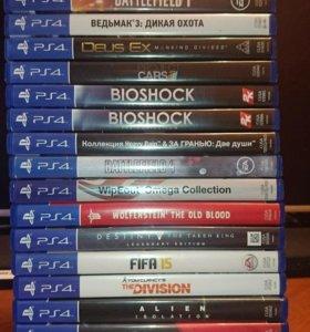 ЛУЧШИЕ ИГРЫ PS4 и XBOX ONE