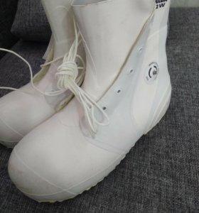 """Ботинки новые """"bunny boots"""""""