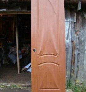 Двери б/у ПВХ