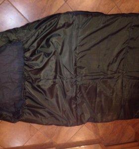 Спальный мешок СП4 р.210х85 ,t до -7 НОВЫЙ