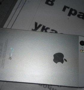 Продаю айфон 5 s 16 gb