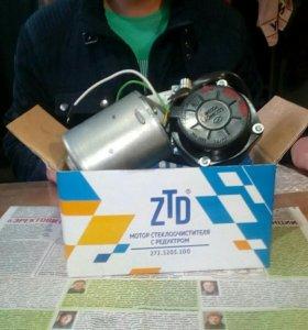 Мотор стеклоочистителя камаз