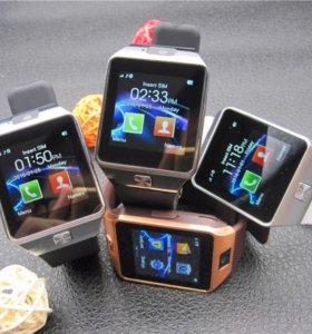 Новые часы с телефоном