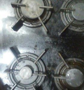 Газовая варочная панель hansa