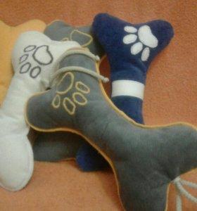Косточки-игрушки для собак