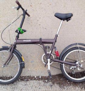 Велосипед японский.