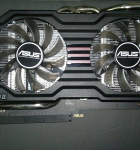 SVGA Asus GeForce 660GtX 2048Mb