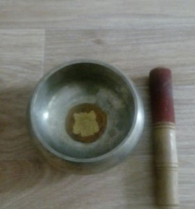 Поющая чаша