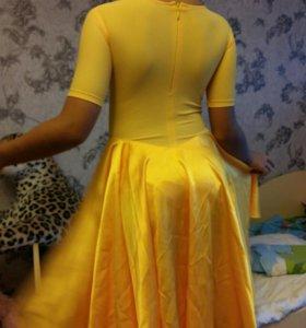 Платье рейтинновое